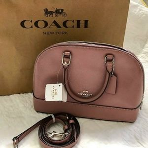 Brand New Pink Coach Purse /w Tags